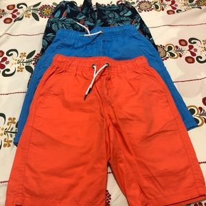 Old navy and Cat & Jack boys shorts size 8